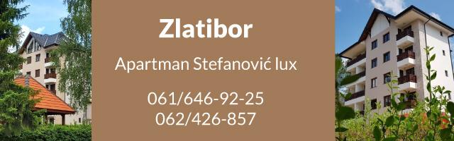 Apartman Lux Stefanović - Zlatibor
